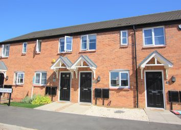 Thumbnail 2 bed town house for sale in Chilham Way, Boulton Moor, Derby