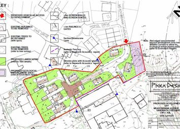 Thumbnail Land for sale in Meadowbank Avenue, Sandbach