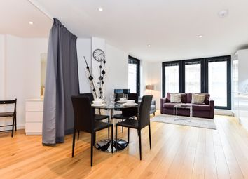 Thumbnail 1 bed flat to rent in Plantain Place, London