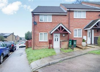 Thumbnail 2 bed end terrace house for sale in Wye Close, Tollgate Hill, Crawley