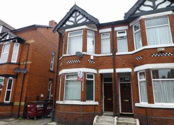 Thumbnail 4 bed property to rent in Cawdor Road, Fallowfield, Manchester