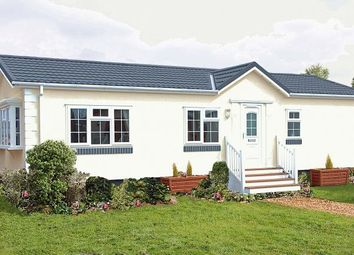 Thumbnail 2 bed mobile/park home for sale in Bluelieghs Park, Great Blackenham, Ipswich