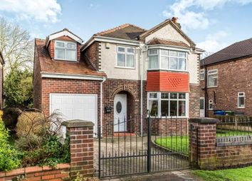 4 bed detached house for sale in Glazebrook Lane, Glazebrook, Warrington, Cheshire WA3