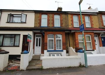 Thumbnail 4 bed terraced house to rent in Windmill Road, Gillingham, Kent