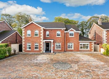 Thumbnail 5 bed detached house for sale in 5 Carne Wood, Johnstown, Navan, Meath