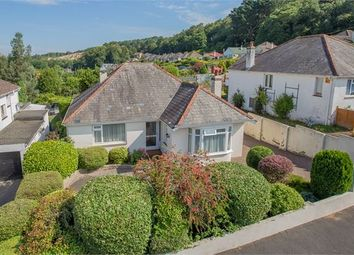 Thumbnail 3 bed detached bungalow for sale in Lyndhurst Avenue, Kingskerswell, Newton Abbot, Devon.