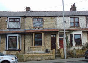 Thumbnail 3 bed terraced house for sale in Rossendale Road, Burnley, Lancashire