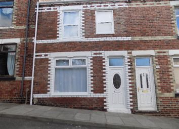 Thumbnail 3 bed terraced house to rent in Heslop Street, Close House, Bishop Auckland