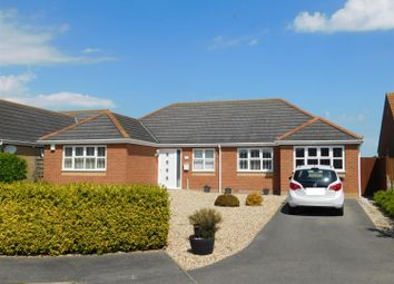 Thumbnail 4 bed detached bungalow for sale in Hides Close, Ingoldmells, Skegness
