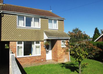 Thumbnail 3 bedroom end terrace house for sale in Beech Road, Hedge End, Southampton