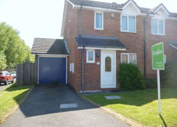 Thumbnail 2 bedroom semi-detached house for sale in York Close, Bournville, Birmingham