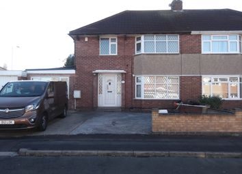 Thumbnail 3 bed semi-detached house to rent in Church St, Thurmaston, Leicester