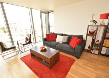 Thumbnail 1 bed flat to rent in Atrium Heights, Little Thames Walk, Greenwich