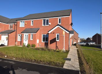 Thumbnail 3 bed semi-detached house for sale in Green Lane, Hindley Green, Wigan