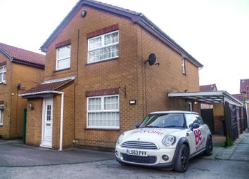 Thumbnail 4 bed detached house to rent in Sutton Road, Kirkby-In-Ashfield, Nottinghamshire