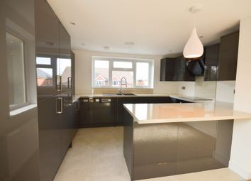 Thumbnail 2 bed maisonette to rent in Station Road, Stoke Mandeville, Aylesbury