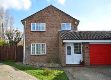 Thumbnail 4 bed detached house for sale in Carisbrooke Court, New Milton