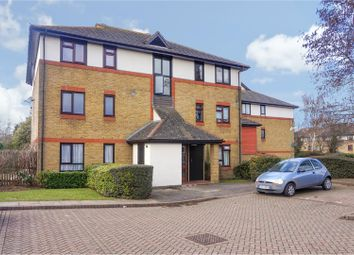 Thumbnail 2 bed flat for sale in Louvain Road, Greenhithe
