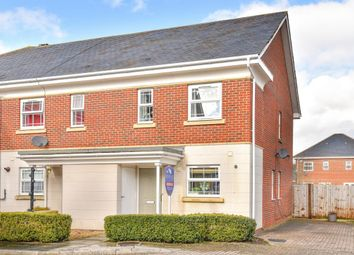 Thumbnail 3 bed semi-detached house for sale in Swordsmans Road, Camberley