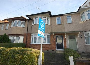 Thumbnail 2 bedroom terraced house to rent in Bridgwater Road, Ruislip Manor, Ruislip
