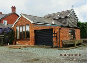 Thumbnail 2 bed detached house to rent in The Trench, Ellesmere