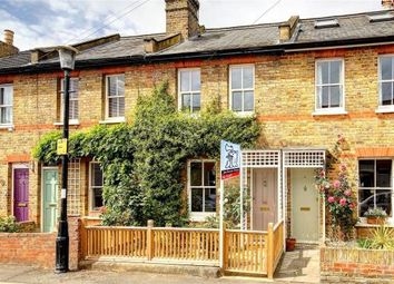 Thumbnail 2 bed terraced house for sale in Evelyn Road, Ham, Richmond