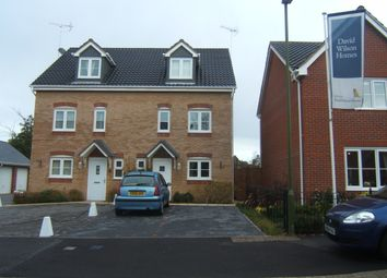 Thumbnail 4 bed semi-detached house to rent in Holmes Way, Wick, Littlehampton