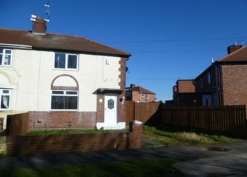 Thumbnail 2 bed semi-detached house for sale in Durham Grove, Jarrow
