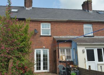 Thumbnail 3 bed terraced house to rent in Station Terrace, Letterston, Haverfordwest
