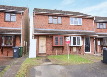 Thumbnail 2 bed end terrace house for sale in Wivelden Avenue, Stourport-On-Severn