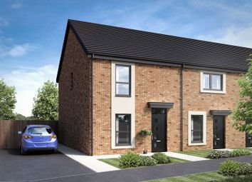 Thumbnail 4 bed detached house for sale in Plot 14 - The Ashby, Barley Folde, Pocklington, York