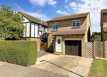 Thumbnail 3 bed detached house for sale in Genoa Close, Littlehampton, West Sussex
