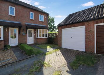 Thumbnail 2 bedroom semi-detached house for sale in Dunch Crescent, Hemblington, Norwich