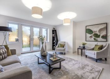 Thumbnail 4 bed detached house for sale in Upper Hale Road, Upper Hale, Farnham