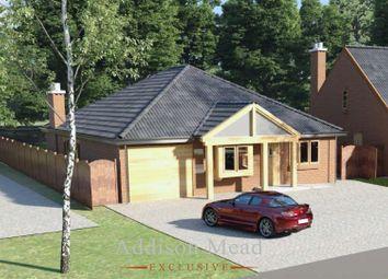 Thumbnail 3 bed detached bungalow for sale in Bridge End, Leek