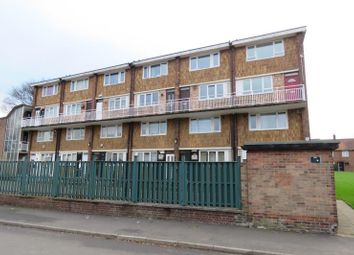Thumbnail 2 bed flat for sale in Haslam Crescent, Lowedges, Sheffield