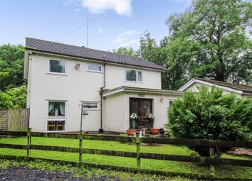 Thumbnail 4 bed detached house for sale in Llangattock, Crickhowell, Powys