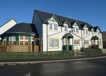 Thumbnail 4 bed terraced house for sale in 41 Mains Farm Steading, Cardrona, Peebles