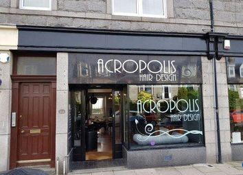 Thumbnail Retail premises for sale in Holburn Street, Aberdeen