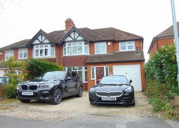 Thumbnail 4 bed semi-detached house for sale in Beech Lane, Earley, Reading, Berkshire