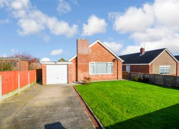 Thumbnail 3 bed detached bungalow for sale in Manlake Avenue, Winterton, Scunthorpe