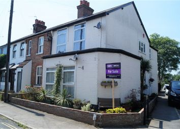 Thumbnail 2 bedroom flat for sale in Thornton Road, Little Heath