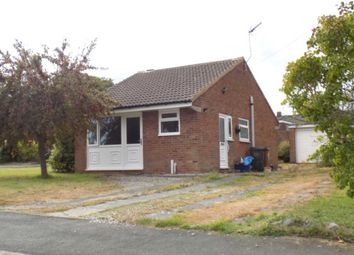 Thumbnail 2 bed bungalow to rent in Berwyn Close, Bryn Y Baal, Mold