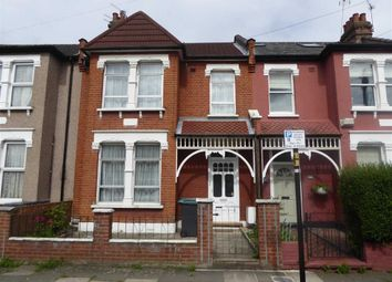 Thumbnail 4 bed terraced house to rent in Boundary Road, Wood Green, London
