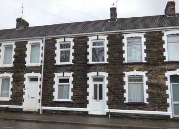 Thumbnail 2 bed terraced house to rent in Rockingham Terrace, Briton Ferry, Neath .
