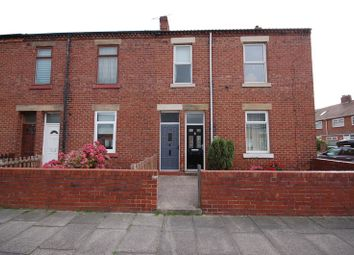 Thumbnail 2 bed flat to rent in Lansdowne Road, Forest Hall, Newcastle Upon Tyne