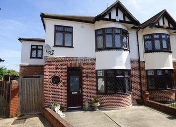 Thumbnail 4 bed semi-detached house for sale in Osborne Close, Hornchurch