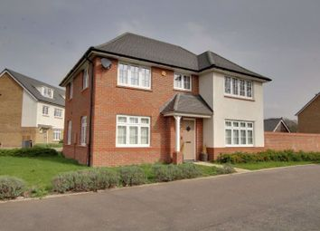 Thumbnail 4 bed detached house to rent in Finches Chase, Basildon