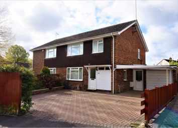 3 bed semi-detached house for sale in Woodfield Road, Crawley RH10