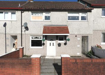 Thumbnail 3 bedroom terraced house for sale in Bolton Walk, Kirkby, Liverpool